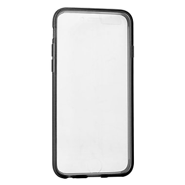 Insten Book Gel Case For Apple iPhone 6 / 6s - Clear/Black