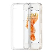 Insten Crystal Hard Clip On Case Clear For Apple iPhone SE / 5 / 5S