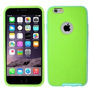 Insten Rubber Hard Cover Case For Apple iPhone 6 - Green