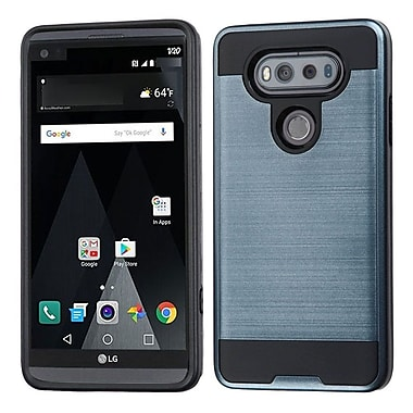 Insten Hard Dual Layer TPU Case For LG V20 - Blue/Black