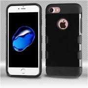 Insten Hard TPU Case For Apple iPhone 7 - Black