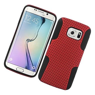 Insten Astronoot Hard Hybrid TPU Case For Samsung Galaxy S6 Edge - Red/Black