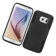 Insten Astronoot Hard Hybrid TPU Case For Samsung Galaxy S6 - Black