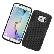 Insten Astronoot Hard Hybrid TPU Cover Case For Samsung Galaxy S6 Edge - Black