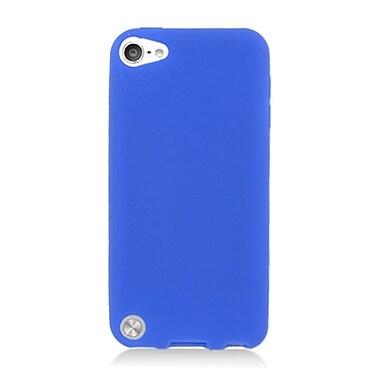 Insten Gel Rubber Case For Apple iPod Touch 5th Gen - Blue