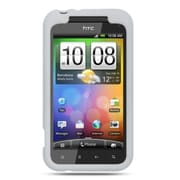Insten Soft Rubber Case For HTC Droid Incredible 2 6350 - Clear