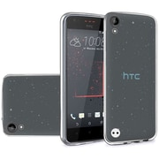 Insten Frosted TPU Case For HTC Desire 530 - Clear