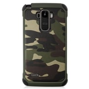 Insten Camouflage Hard Hybrid Dual Layer Case For LG G Stylo/G Vista 2 - Green