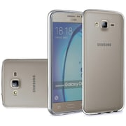 Insten Frosted TPU Case For Samsung Galaxy On5 - Clear