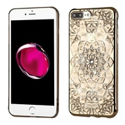 Insten Sunflower TPU Case For Apple iPhone 7 Plus - Gold