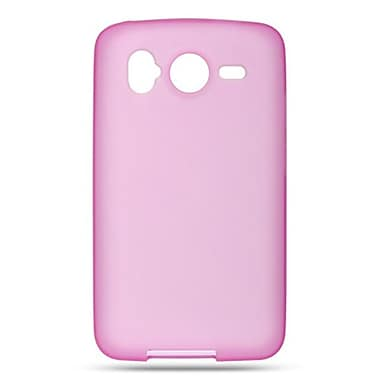 Insten Gel Case For HTC Inspire 4G - Hot Pink