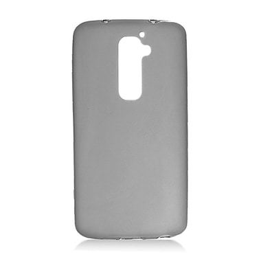 Insten Frosted Gel Cover Case For LG G2 LS980 Sprint - Smoke