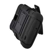 Insten Advanced Armor Hybrid Stand Holster Case Cover for Samsung Galaxy S2 Hercules SGH-T989 (T-Mobile) - Black