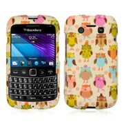 Insten Hard Case For BlackBerry Bold 9790 - Colorful