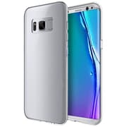 Insten High Quality Crystal Skin TPU Rubber Case For Samsung Galaxy S8+ - Clear