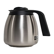Bunn Stainless Steel Thermal Carafe, Silver/Black (51746.0001)
