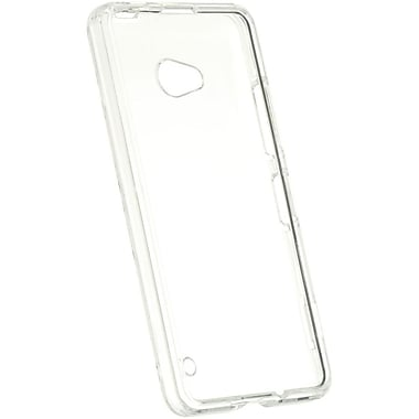Insten Hard Crystal Rubber Skin Protective Shell Case For Microsoft Lumia 640 - Clear