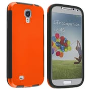 Insten Orange Hybrid Sleek and Slim ION Cover Premium Case For Samsung Galaxy S4 IV i9500