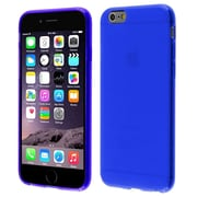 "Insten New Blue Circle Frosted TPU Cover Case For Apple iPhone 6 4.7"" Inches"