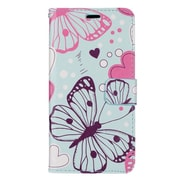 Insten Butterflies PU Leather Image Pouch Flip Wallet Credit Card Stand Case For Samsung Galaxy S8+ S8 Plus