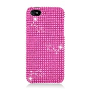 Insten Hard Bling Cover Case For Apple iPhone 5/5S - Hot Pink