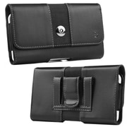 Insten Horizontal Pouch Leather Cover Protective Case Cover For Samsung Galaxy Note - Black