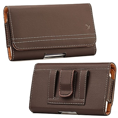 Insten For Luxmo #20 Samsung Galaxy Note / I717 Horizontal Pouch Brown