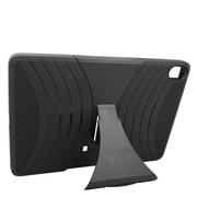 Insten Wave Symbiosis Rubber Dual Layer Hard Case with stand For HTC Google Nexus 9 - Black
