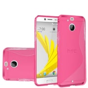 Insten Frosted TPU Case For HTC 10 / Bolt - Hot Pink