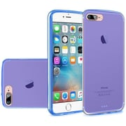 Insten Frosted TPU Case For Apple iPhone 7/ 8, Blue