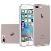 Insten Frosted Gel Cover Case For Apple iPhone 7 Plus - Clear