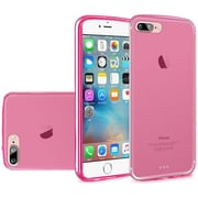 Insten Frosted TPU Cover Case For Apple iPhone 7 - Hot Pink