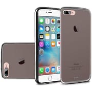 Insten Frosted Rubber Case For Apple iPhone 7 - Black