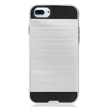 Insten Hard Hybrid Dual Layer Brushed TPU Case For Apple iPhone 7 (4.7