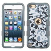 Insten Tuff Camouflage Hard Dual Layer Rubberized Silicone Cover Case For Apple iPod Touch 5th Gen/6th Gen