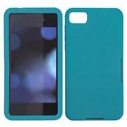 Insten Solid Skin Case (Tropical Teal Green) for BLACKBERRY: Z10