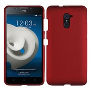 Insten Hard Rubber Coated Cover Case For ZTE Kirk - Red