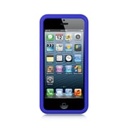 Insten Premium TPU Rubber Skin Gel Back Shell Case Cover For Apple iPhone 5 / 5S - Blue