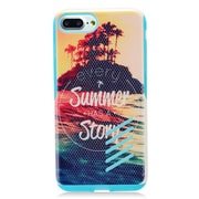 "Insten Summer Story Hard Hybrid TPU Cover Case For Apple iPhone 7 Plus (5.5"")- Colorful"