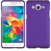 Insten Hard Cover Case For Samsung Galaxy Grand Prime - Purple