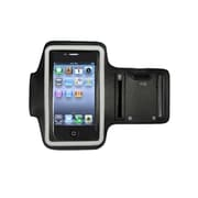 Insten Black Armband Gym Sports Exercise Case Cover Style 2 For Apple iPhone 4 / 4S/3G