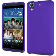 Insten Hard Rubber Cover Case For HTC Desire 626 - Purple