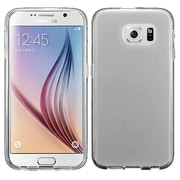 Insten Frosted Ultra Thin TPU Rubber Case For Samsung Galaxy S6 , Clear