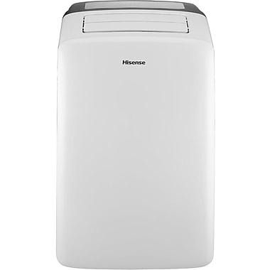 Hisense 8,000 BTU Portable Air Conditioner with I-Feel Temperature Sensing Remote Control (CAP-08CR1SEJS)