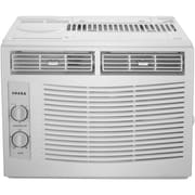 Amana 5,000 BTU 115V Window-Mounted Air Conditioner with Mechanical Controls (AMAP050BW)