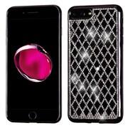 Insten Hard Bling TPU Case For Apple iPhone 7 Plus - Black