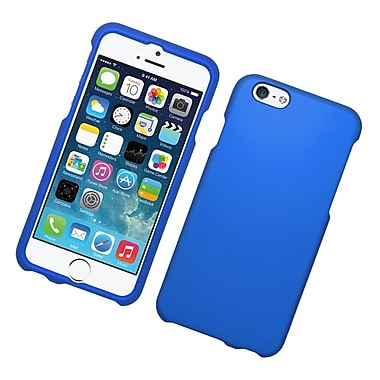 Insten Hard Rubber Case For Apple iPhone 6/6s - Blue
