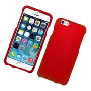 Insten Hard Cover Case For Apple iPhone 6/6s - Red