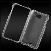 Insten Hard Crystal Cover Case For Kyocera Hydro Wave - Clear