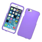 Insten Hard Rubber Coated Case For Apple iPhone 6/6s - Purple